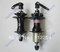 Free shipping ultralight bicycle hub D811SB/D812SB,Aluminum Freehub,3 Colors,Disc-Brake Hub,mountain bike Hub,4 Bearing