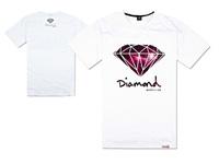 Men's t-shirt Diamond supply co T-shirt summer shirt classic print branded fashion new Men's Casual Clothing t-shirts