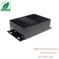 XDM05-28 aluminium box for box industrial aluminum/aluminum equipment case 80*147(118)*40mm 3.15*5.79(4.65)1.57inch