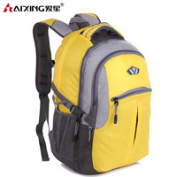 Fashion sports travel backpack travel bag school bag business casual backpack waterproof