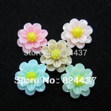 resin flower cabochon promotion