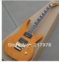 Yellow Jackson electric guitar  free shipping