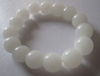 Natural white crystal bracelet special female models in Japan and South Korea white