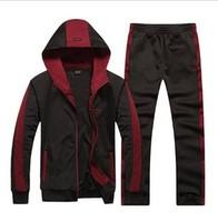 Li Nin Free shipping!2013 Man and women hoodies jacket New suit leather jackets autumn winter Fashion coats