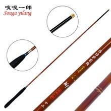 cheap blue fishing rod