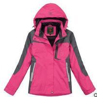Winter Women's Outdoor Jackets windproof water genuine warmth climbing