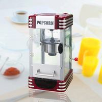 Luxury type commercial popcorn machine square pan popcorn machine