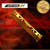 Rotation of registration plate mugen logo adjustable aluminum license plate auto frame license plate frame holder gold