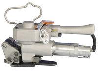 AQD-19 Avoid buckle hot melt pneumatic baling press banding machine