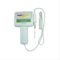 PC101 swimming pool water tester Chlorine Tester PH value free shipping