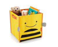 SKP Foldable Box Baby Toy Zoo Storage Bins - Bee