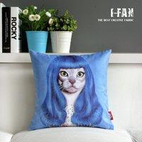 Creative Perry cartoon square Plush pillow cover pillow cushion sofa cushions Car Cushion birthday gift 45cm*45cm Wholsale!