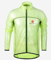 Waterproof,Windproof, Castelli 2013 Cycling dust coat wind coat bike jecket jersey Bicycle raincoat windbreak Raincoat HQ!!!