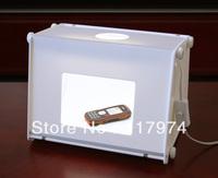 "220V Professional Portable SANOTO 12""x8"" Mini Kit Photo Photography Studio Light Box Softbox MK30 Free Shipping P0034"