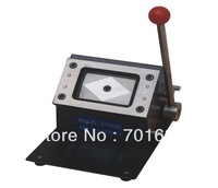 PVC card die cutter for CR-80 size . Stock in USA now. Low shipping fee.