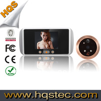 3.2inch HD Touch LCD video door phone system