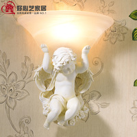 Wall lamp fashion wall lamp cupid wall lamp fashion rustic wall lamp luxury wall lamp