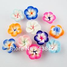 popular flower clay