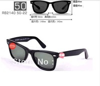 wayfarer sunglasses men women High quality luxury brand rb big sunglasses fashion classic name brand designer 2013