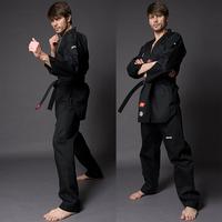 Kwon tae kwon do black classic adult