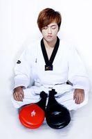 Lastfor1 dragon series taekwondo clothes diamond pattern thaiquan myfi