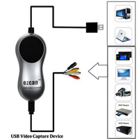 USB 2.0 USB Video Capture for Windows 8/ Windows 7 - Free shipping