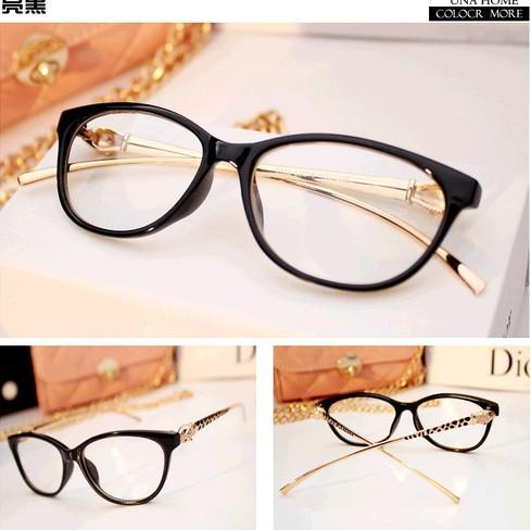 Eyeglass Frame Tattoo : Popular Tattoo Eyeglass Frames Aliexpress