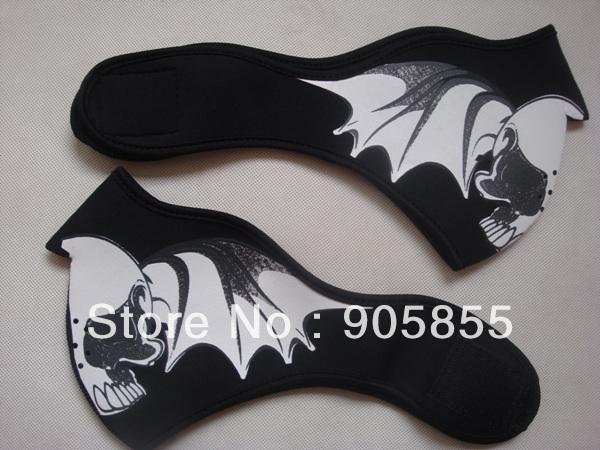 ATV Motorbike neoprene face mask free shipping(China (Mainland))