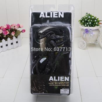 "- Retail Fashion NECA Official 1979 Movie Classic Original Alien 7"" Action ..."