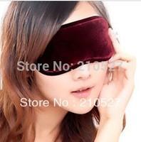 Free Shipping Tourmaline Eye Mask with Magnets Eye Goggle 1PCS Wholesale Price Eye Shield Improve Sleeping Quality