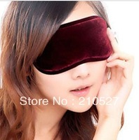 Free Shipping Tourmaline Eye Mask with Magnets Eye Goggle 1PCS Wholesale Price Eye Shield Improve Sleeping Quality