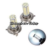20pcs H4 3528 102SMD LED Xenon-White Fog Head Light Headlight Lamp Bulb DC 12V