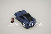 PC Wireless Optical Sports Car Gaming Mouse USB 2.0 3 Button Scroll Wheel Mice,Free Shipping HF119