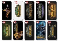 new skin design world of warcraft case hard back cover for iphone 4 4s 4g 1PCS/lot+free shipping
