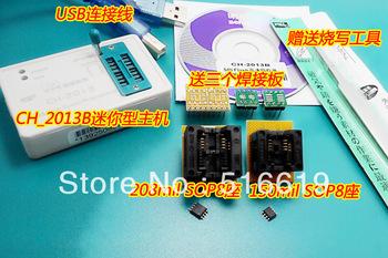 Ch_2013b программер SPI / EEPROM ожог USB портативный устройство