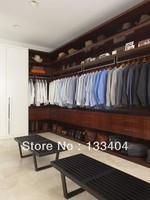Solid Wood Luxury Wardrobe (AGW-035)