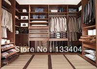 Classical Style Walk-in Closet (AGW-042)