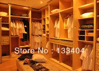 Modern Walk-in Closet (AGW-040)