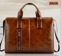 Promotions men messenger bags shoulder bag casual leather briefcase mens leather bags genuine leather handbags bag for man