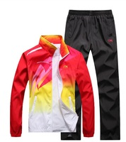 free shipping 2013 Sport suit male fashion sportswear jackets casual sportswear two piece set size L, XL, XXL, XXXL, XXXXL