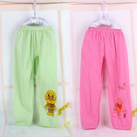 Baby clothes autumn and winter male trousers baby long trousers open file