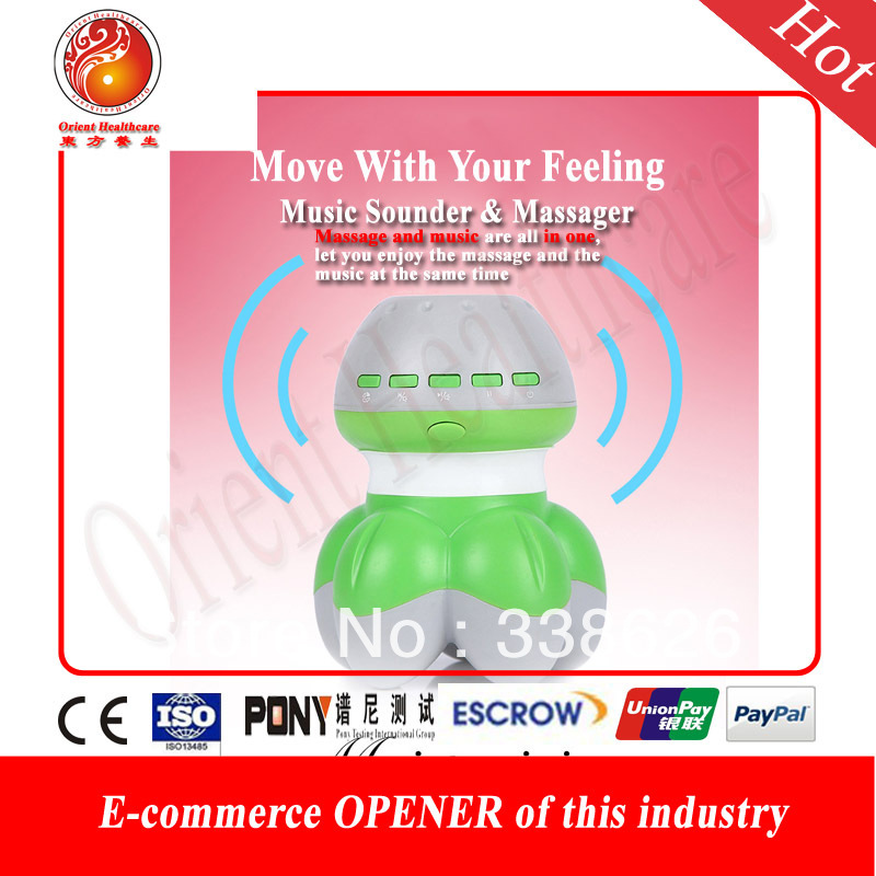 USB Massager /hand massager Best Gift for Christmas for parents for free shipping(China (Mainland))
