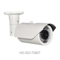 "HD-SDI-7080T 1/3"" Panasonic CMOS HD 1080P Super Night Vision IR Waterproof Outdoor Camera"