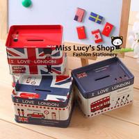 FREE ship 1LOT OF 10pcs& korean stationery cute kawaii The royal guard series piggy bank mini piggy bank