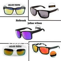 Wholesale Holbrook SHAUN WHITE julian wilson Purple Sunglasses Sports VR46  Polarized Gold Black glasses for Men Women