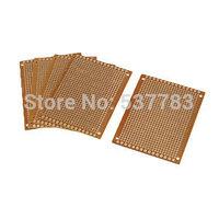 5 Pcs PCB Circuit Board Prototype Copper Veroboard Stripboard 70mm x 90mm