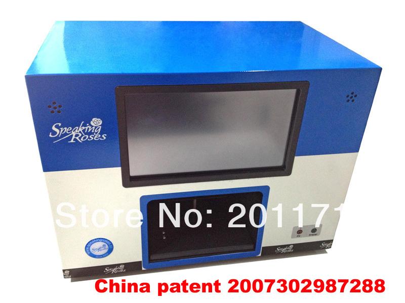 2013 newest Nail printer, simple cheap nail printer,Diy nail art,10 inches touch screen 9e(China (Mainland))