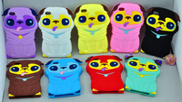 Popular Cute Dog Puppy Silicone 3D Case for iPhone 5 + Free Screen Protector