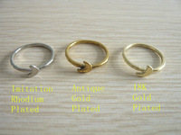 Fashion Midi Finger Ring Crescent Ring Min.order is $10 (mix order)Free Shipping