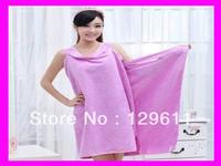freeshipping Bath towel super absorbent soft thermal towel magic bathrobes beach towel bath towels for adults